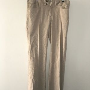 Banana Republic Sloan Career Pants Size 12